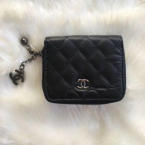 Chanel coins purse